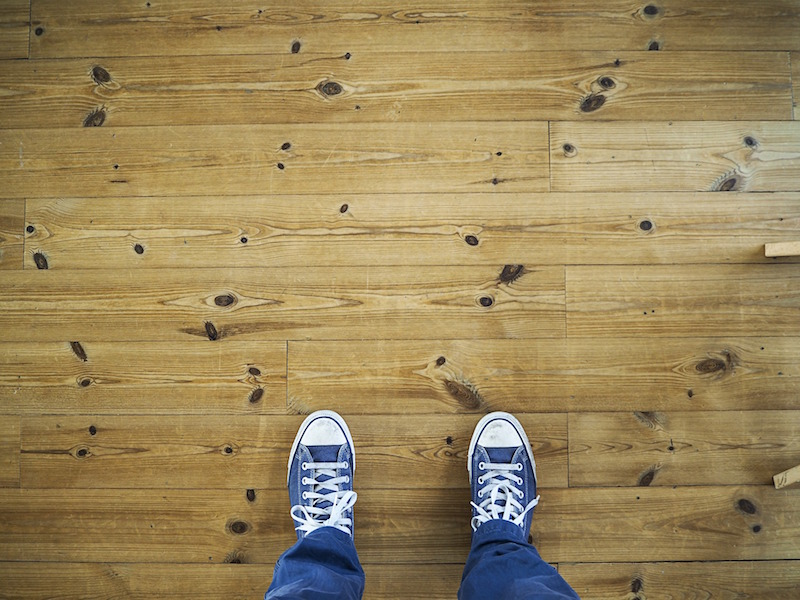 guide to wood flooring at home