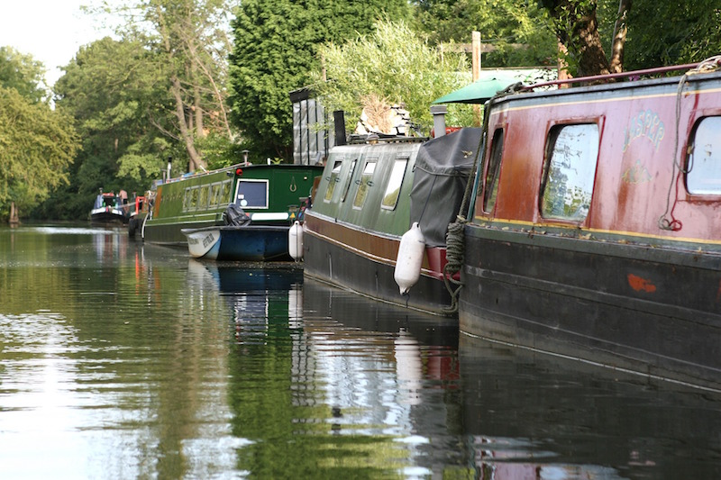 Your guide to buying a houseboat - OurProperty co uk
