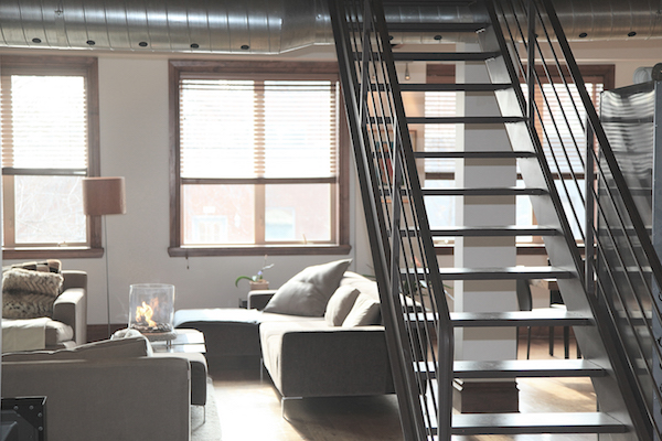 buying a loft apartment converted office or factory space
